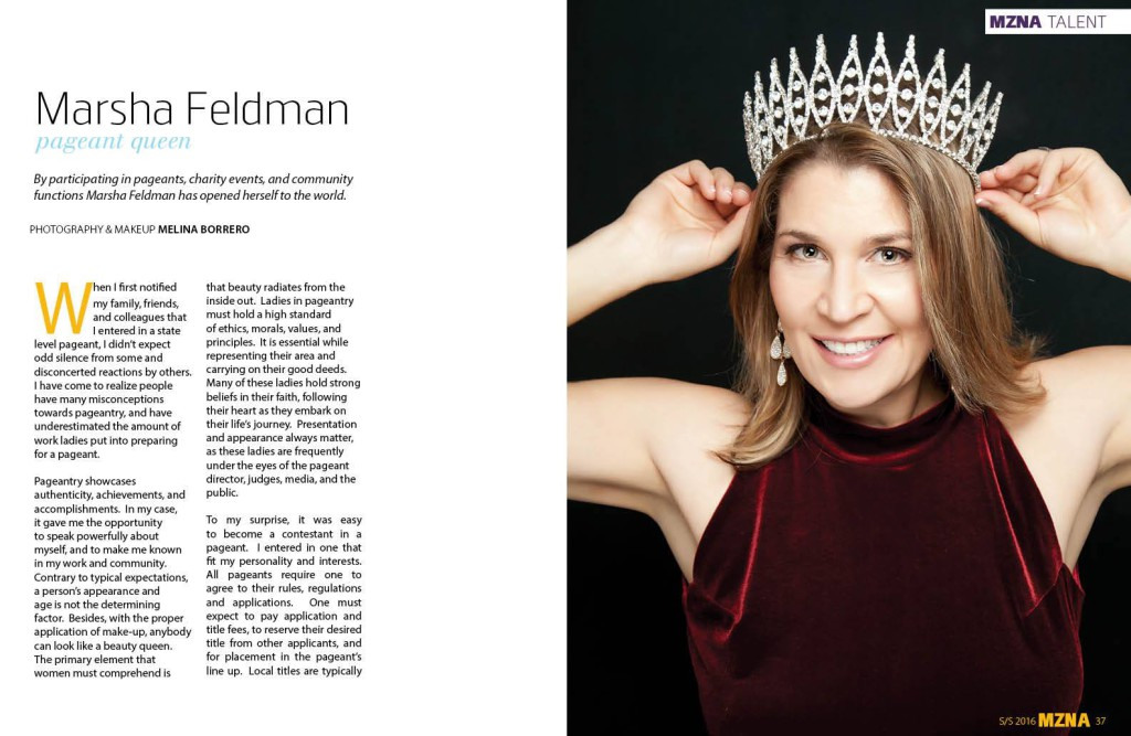 Mrs. Florida magazine