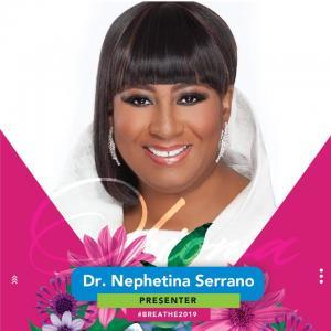 Nephatina Serrano - Mrs. Pennsylvania