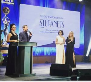 victoria at Sochi awards